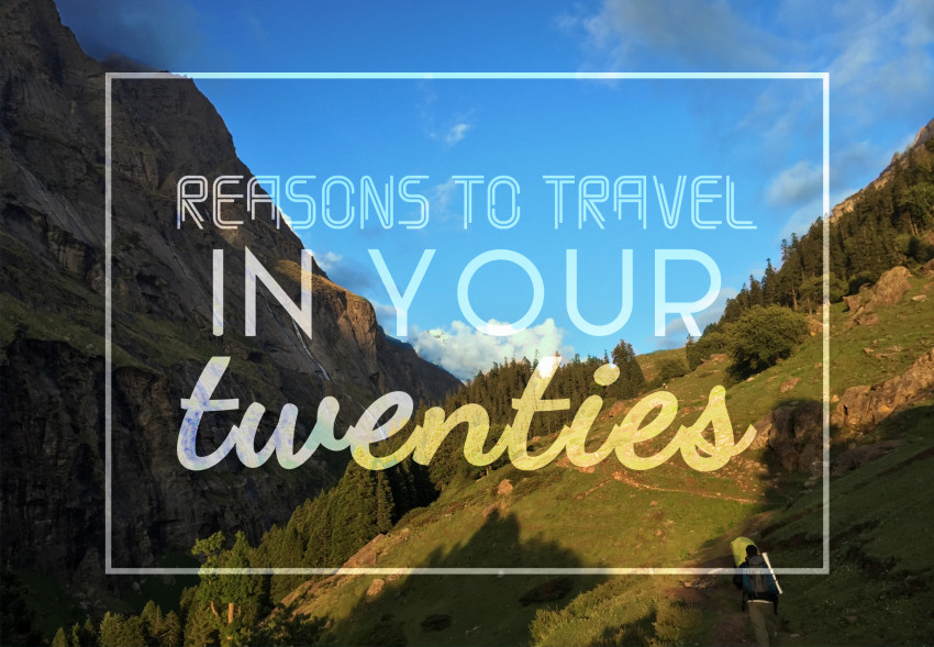 travel solo in your 20s