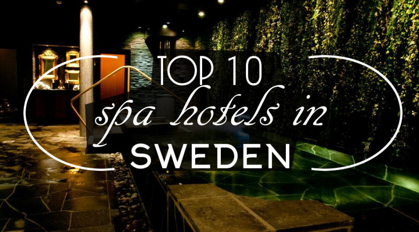Spa hotels in Sweden