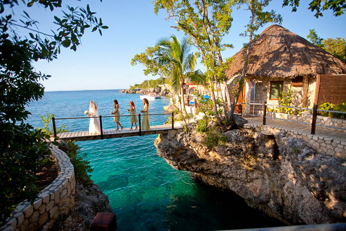 Negril Jamaica Destination Wedding Locations